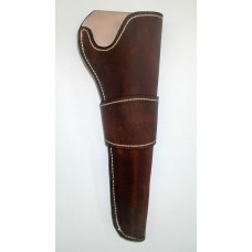 HOLSTER, OPEN TOP, CROSS DRAW, RIGHT HAND